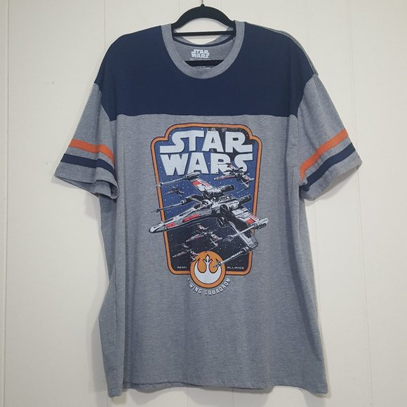 Star Wars X-Wing Squadron Rebel Alliance tee 2XL